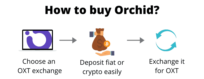 How to buy Orchid (step by step)